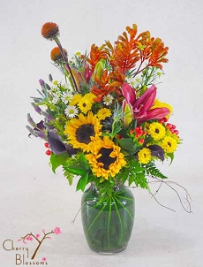 Wildflower Colorado Bouquet
