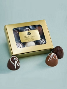 6 Piece Truffle Box