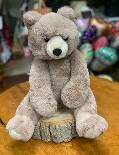 Humphrey  Bear 16in- Taupe