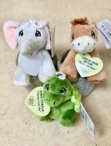 Precious Moments Baby Rattles