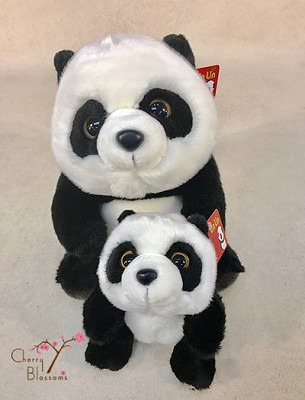 Lin Lin Panda in 2 sizes