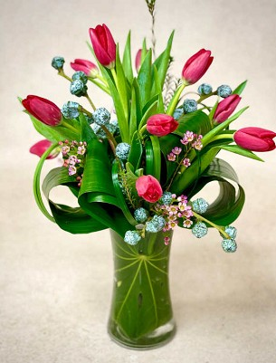 Tulips for my Valentine<br>3 Sizes Available